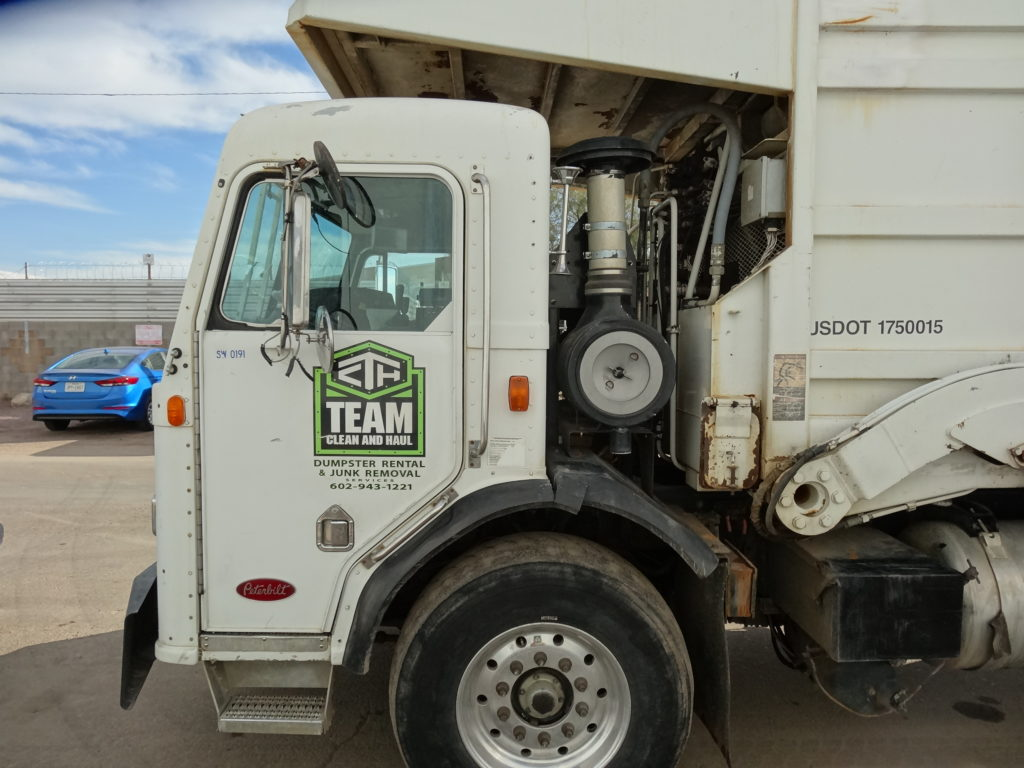 Dumpster Rental Phoenix