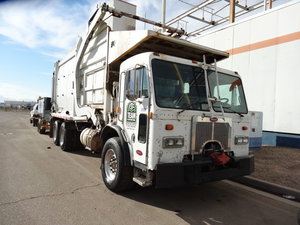 rent a dumpster in Phoenix