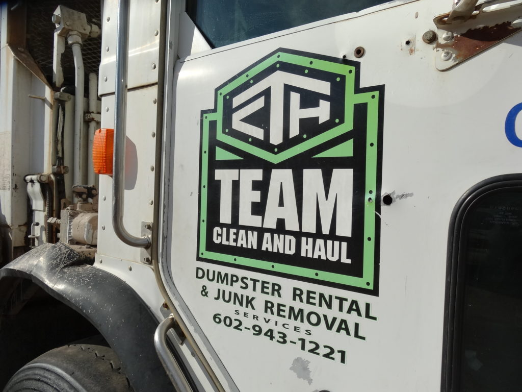 Best dumpster company Tempe