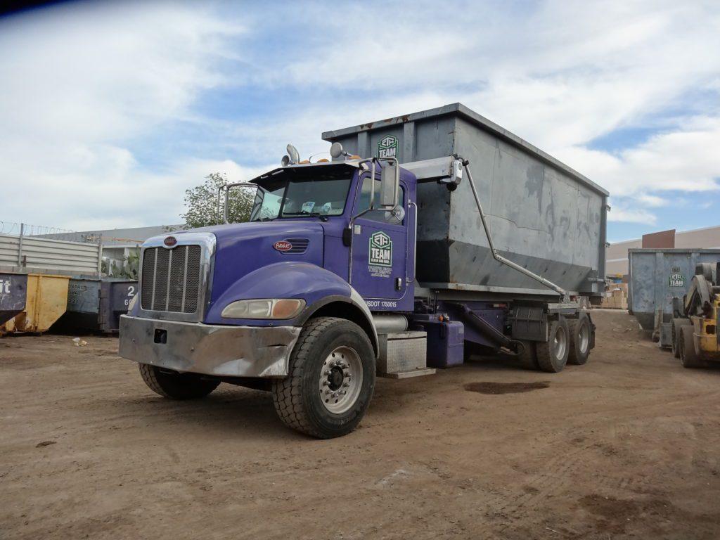 rent a dumpster in Mesa, AZ